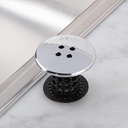 98565_As_Seen_On_Tv_Tubshroom_Bathtub_Hair_Catcher__Black_Chrome