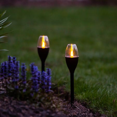 98699_Deco_Lite_Solar_Pathway_LED_Flame_Torch__Silver