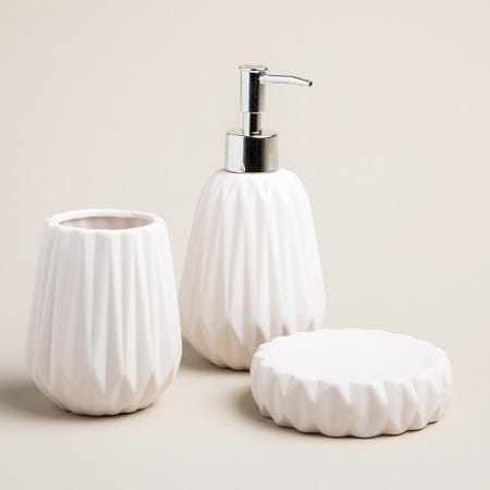 98735_Harman_Gem_Ceramic_Bath_Accessory_Combo___Set_of_3__White