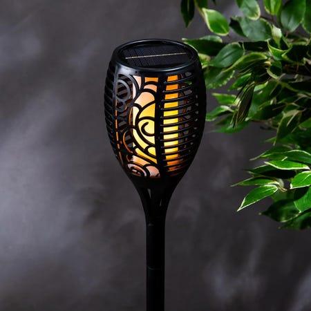 98755_KSP_Solar_Flickering_LED_Flame_Torch__Black
