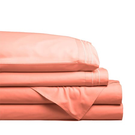 98819_Hotel___Home_Ultra_Soft_Microfiber_Double_Sheet___Set_of_4__Coral