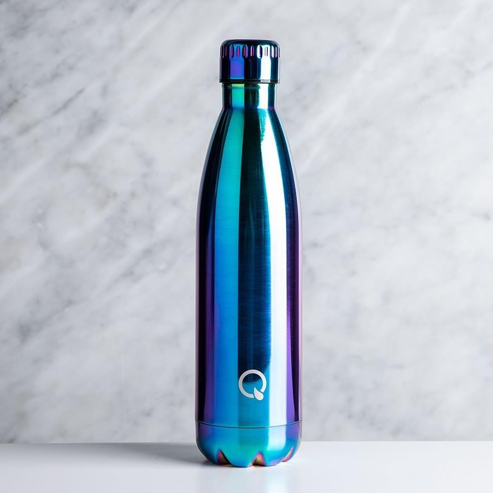 98892_KSP_Quench_'Mermaid'_750ml_Double_Wall_Water_Bottle__Blue