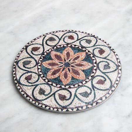98911_KSP_Tessera_'Capri'_Ceramic_Trivet__Multi_Colour
