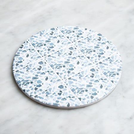 98919_KSP_Tessera_'Capri'_Ceramic_Trivet__Blue_Grey