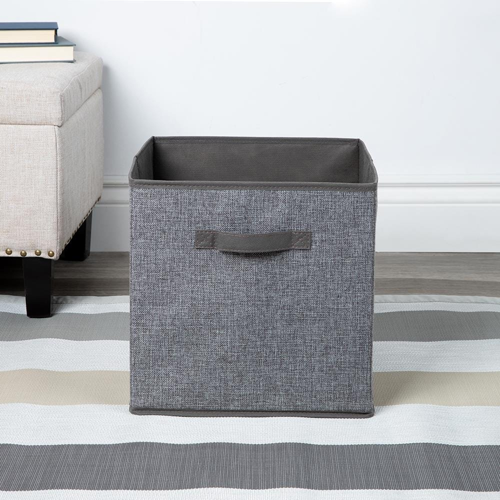 98935_KSP_Linea_Fabric_Storage_Cube__Grey