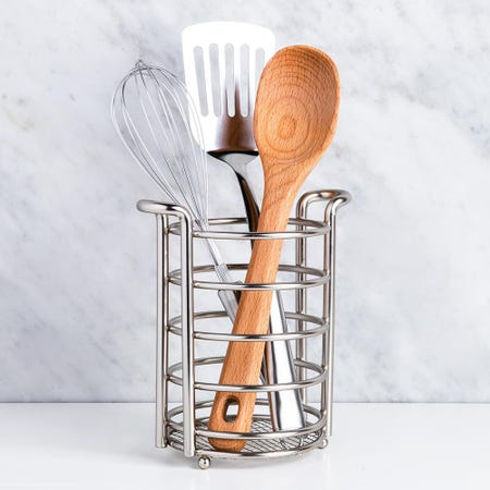 98942_KSP_Max_Utensil_Holder__Matte_Nickel