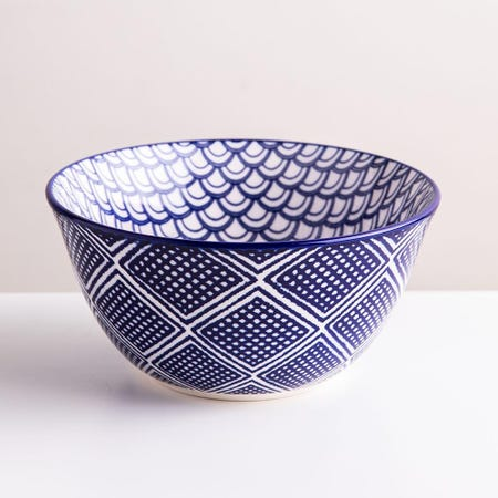 98970_KSP_Oishi_'Waves'_Stoneware_Bowl___Small__Navy