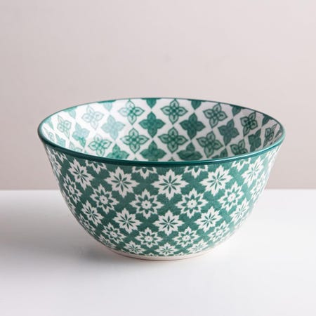 98975_KSP_Oishi_'Clover'_Stoneware_Bowl___Small__Green