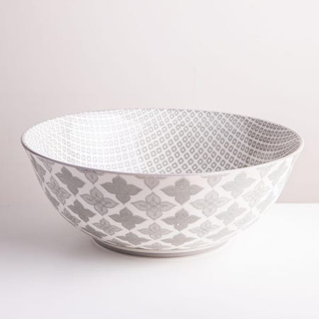 98984_KSP_Oishi_'Diamond'_Stoneware_Bowl___Large__Grey