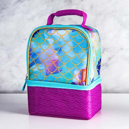 98997_Thermos_Dual_Insulated_'Mermaid'_Lunch_Bag