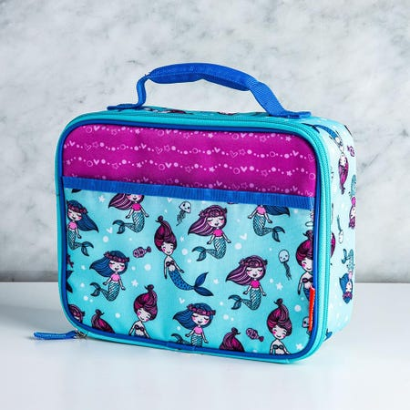 98999_Thermos_Soft_Flex_A_Guard_'Mermaid'_Insulated_Lunch_Bag
