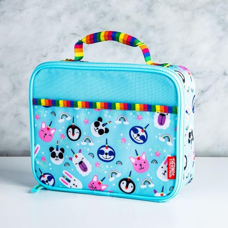 99000_Thermos_Soft_Flex_A_Guard_'Magical_Unicorn'_Insulated_Lunch_Bag