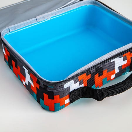 99001_Thermos_Soft_Flex_A_Guard_'Pixel_Gaming_Monsters'_Insulated_Lunch_Bag