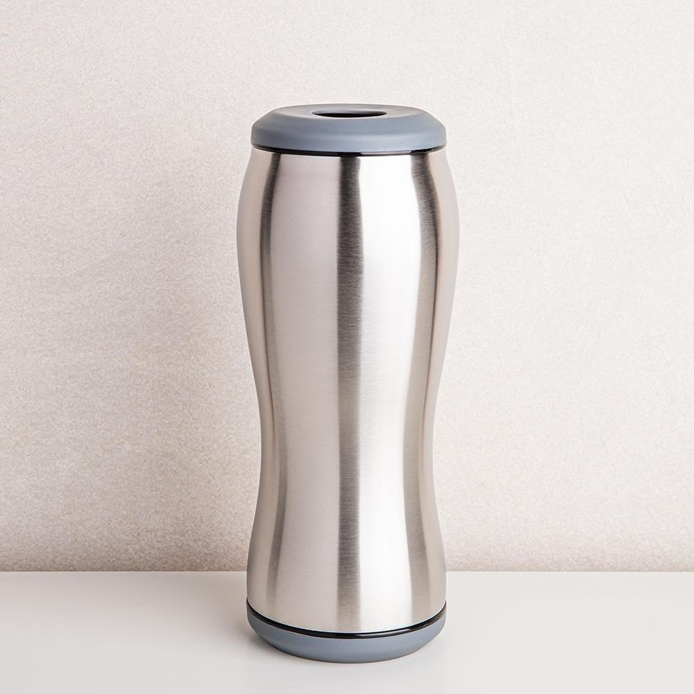 99029_KSP_Chiller_Double_Wall_Bottle_Cooler__Steel_Black