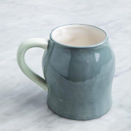 99053_Boston_Warehouse_Flea_Market_Shaped_'Sloth'_Ceramic_Mug__Multi_Colour