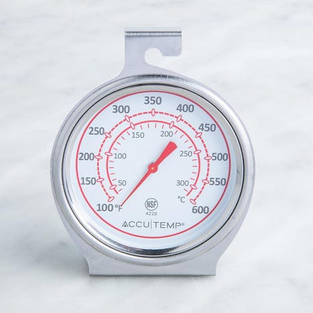 99060_Accu_Temp_Platinum_Thermometer_Oven__Stainless_Steel