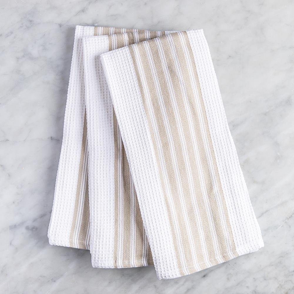 99104_Harman_Premium_Quality_'Vertical'_Kitchen_Towel___Set_of_3__Tan