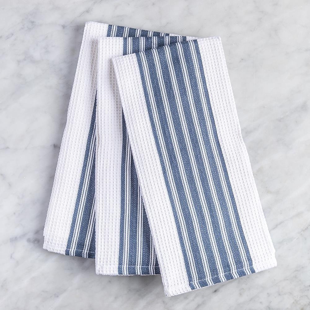 99106_Harman_Premium_Quality_'Vertical'_Kitchen_Towel___Set_of_3__Navy