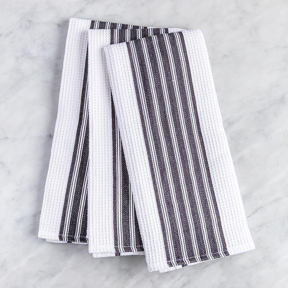 99107_Harman_Premium_Quality_'Vertical'_Kitchen_Towel___Set_of_3__Black
