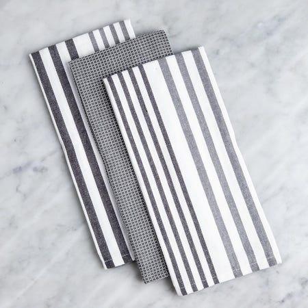 99168_Harman_Combo_'Urban_Stripe'_Cotton_Kitchen_Towel___3_Pc_Set__Black