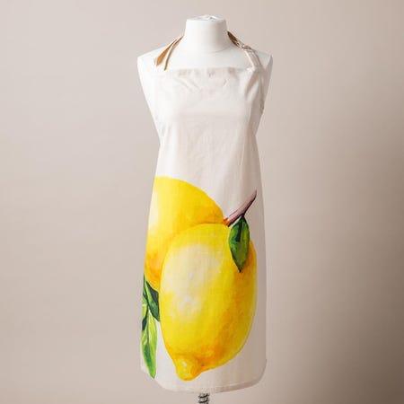 99183_Harman_Printed_'Market_Lemon'_Cotton_Apron__Natural