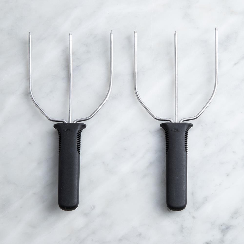 99186_OXO_Good_Grips_Turkey_Lifter_Meat_Fork___Set_of_2__St_St___Black