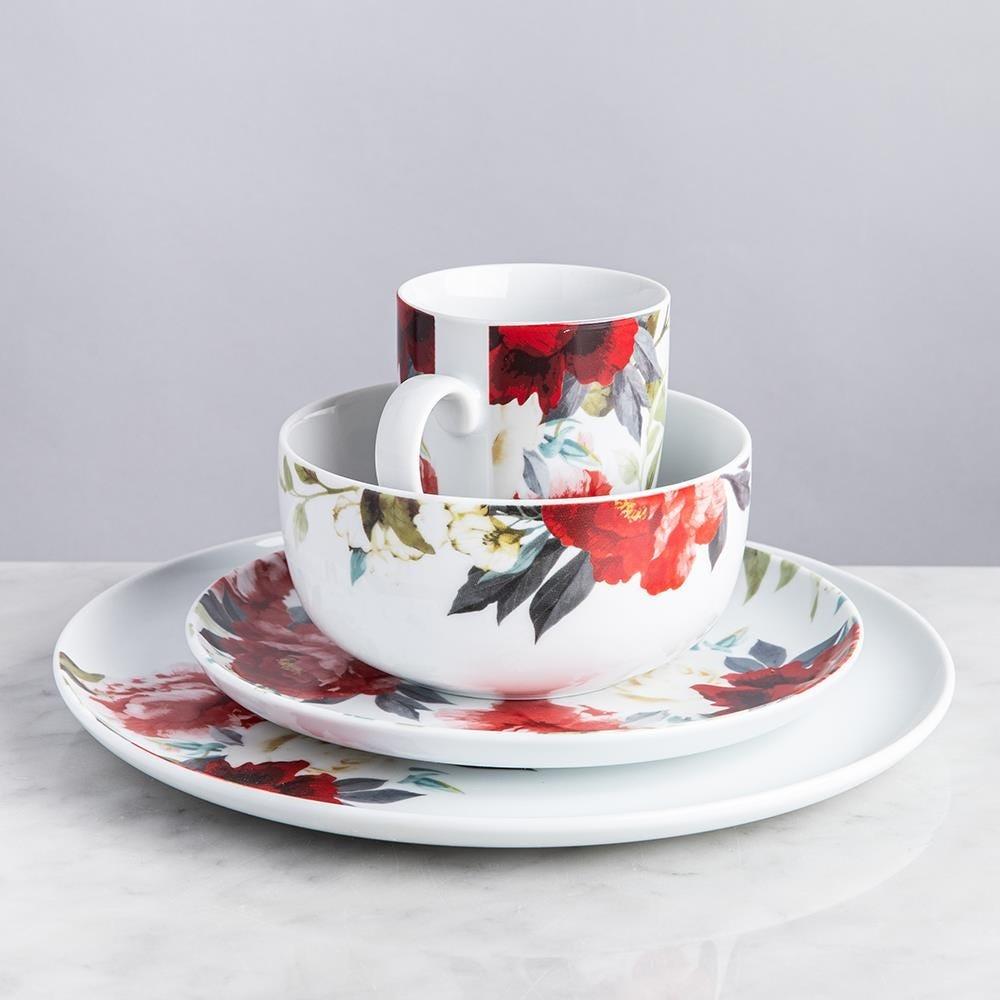 99210_H2K_Stormy_Roses_Porcelain_Dinnerware___Set_of_16__Multicolour