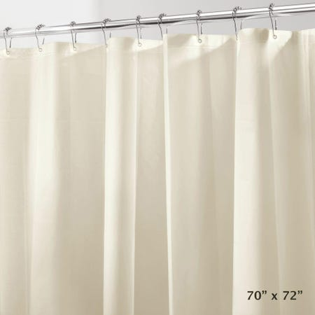 99216_iDesign_Peva_'4_4_Gauge'_Shower_Curtain_Liner__Sand