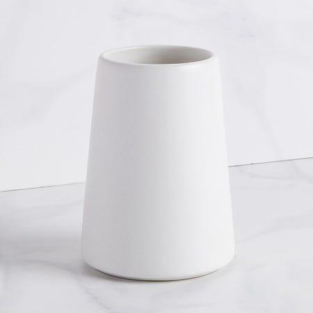 99223_Moda_At_Home_Crater_Ceramic_Tumbler__White
