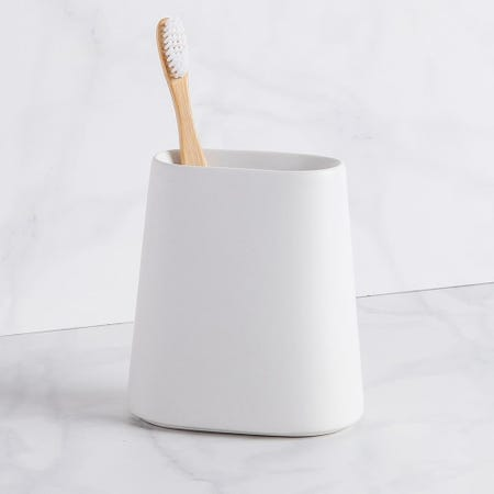 99225_Moda_At_Home_Crater_Ceramic_Toothbrush_Holder__White