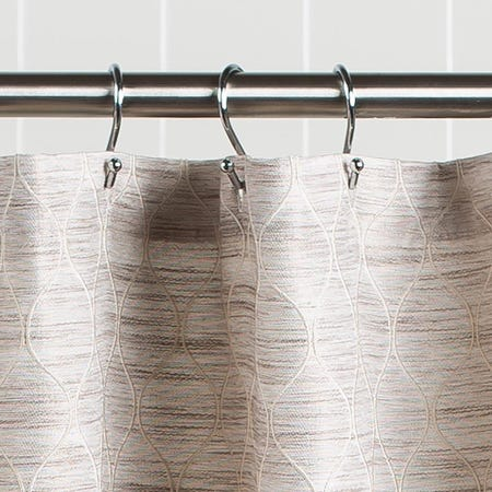 99230_Moda_At_Home_Everest_'Jacquard'_Shower_Curtain__Taupe