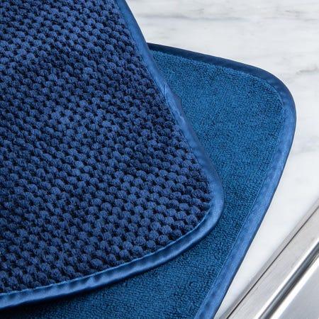 99256_Harman_Dry_'Luxe_Plush'_Microfibre_Dish_Drying_Mat__Indigo