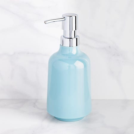 99273_Umbra_Step_Melamine_Soap_Pump__Ocean_Blue