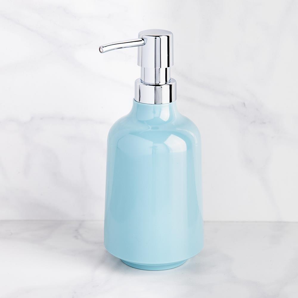 99273_Umbra_Step_Melamine_Soap_Pump__Ocean_Blue