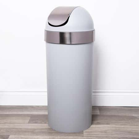 99278_Umbra_Venti_Garbage_Can__Grey_Stainless_Steel