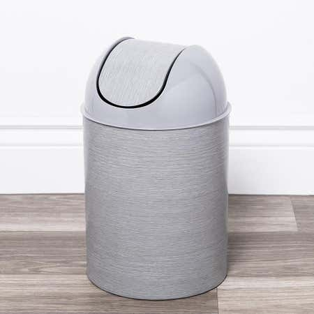 99279_Umbra_Metal_Mezzo_Garbage_Can__Graywood
