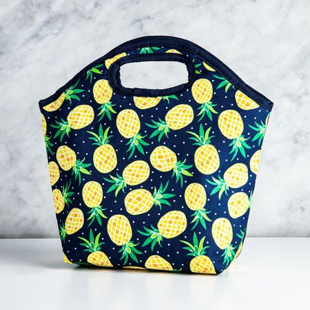 99347_KSP_Bella_'Pineapple'_Insulated_Lunch_Bag__Multi_Colour