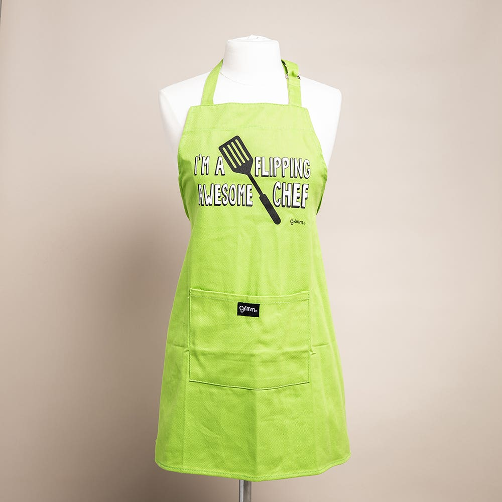 Grimm Apron Awesome Chef