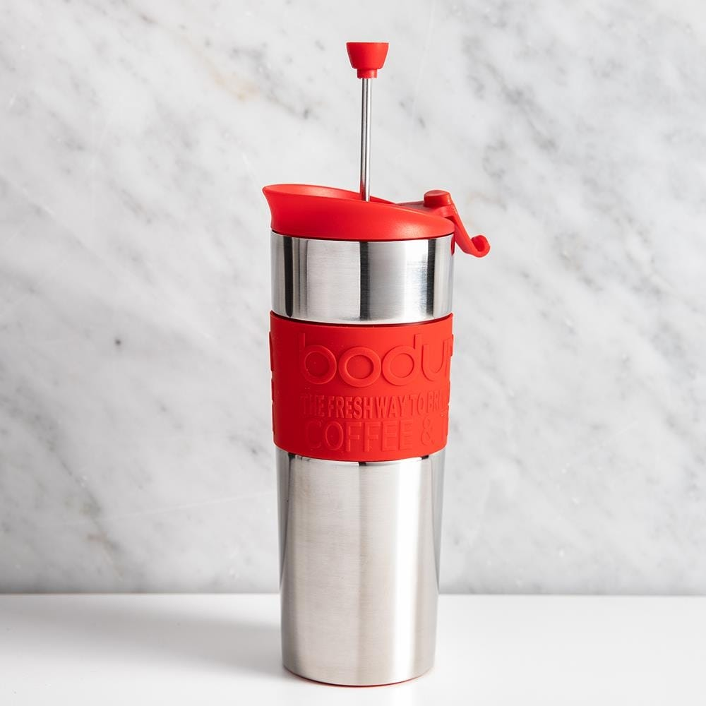 99416_Bodum_Travel_Press_Double_Wall_Travel_Mug__Red_Stainless_Steel