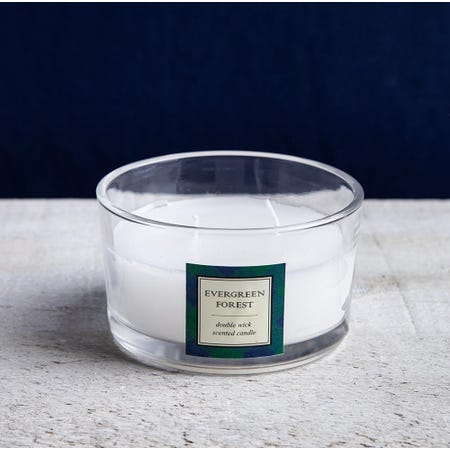 99424_KSP_Hearthside_'Evergreen_Forest'_Double_Wick_Jar_Candle