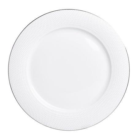 99466_KSP_A_La_Carte_'Diamond_Platinum'_Porcelain_Side_Plate__White