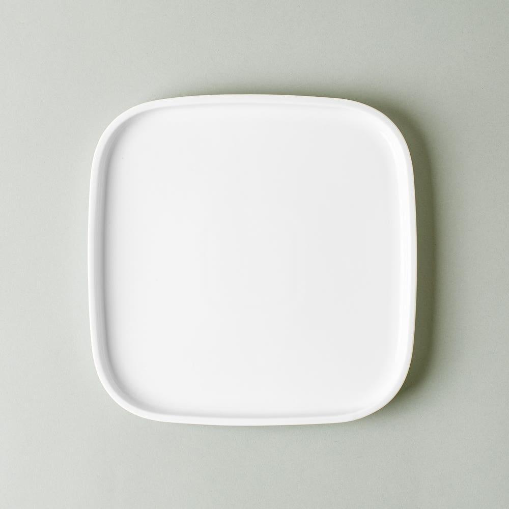 KSP A La Carte 'Bergen' Porcelain Side Plate (White)