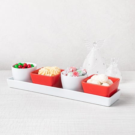 99528_KSP_Christmas_Porcelain_Host_Mini_Bowls_with_Tray__White_Red
