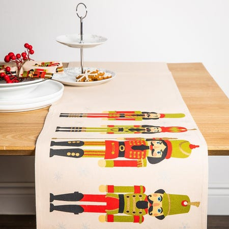 99553_Harman_Christmas_Nutcracker_Cotton_Table_Runner__Red