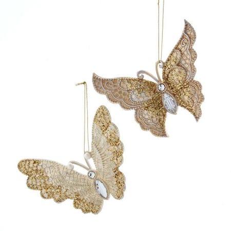 99587_Kurt_Adler_Christmas_'Butterfly_W_Glitter'_Ornament__Asstd_