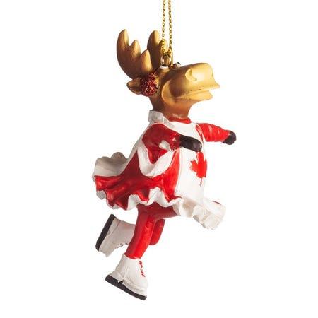 99608_Christmas_Deco__'Canadian_Moose_Skating'_Ornament