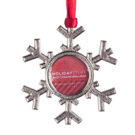 99679_KSP_Christmas_Photo_'Snowflake'_Ornament_Frame__Small