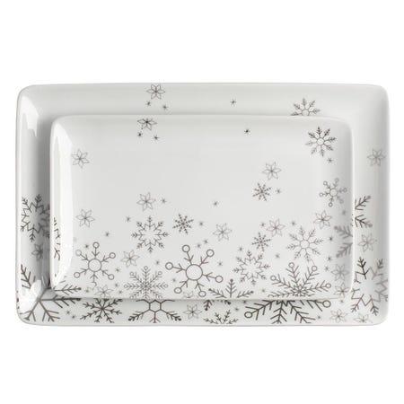 99758_KSP_Christmas_Entertain_'Snowfall'_Porcelain_Serving_Plate___Set_of_2