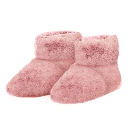 99800_Aroma_Home_Luxury_Warming_Booties___Set_of_2__Pink