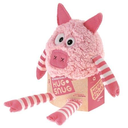 99806_Aroma_Home_Hug_A_Snug_'Pig'_Microwaveable_Body_Warmer
